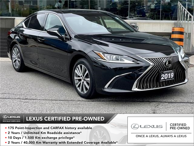 2019 Lexus ES 350  58ABZ1B10KU006357 14100889A in Markham