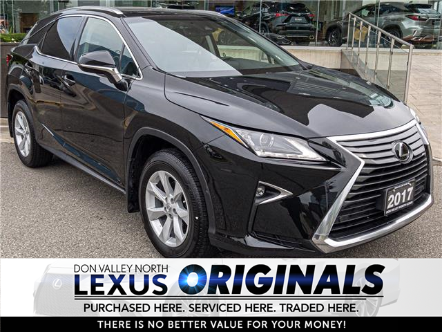 2017 Lexus RX 350 Base (Stk: 28393A) in Markham - Image 1 of 25
