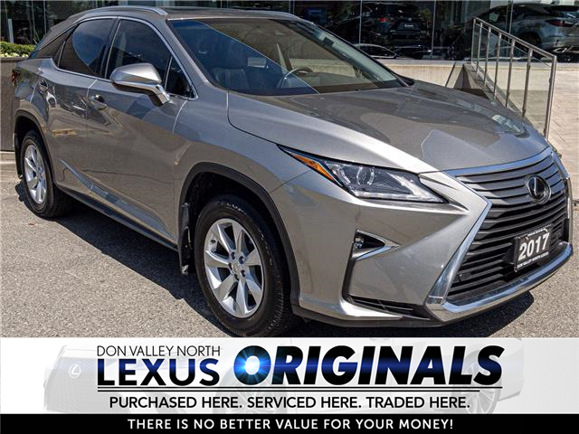 2017 Lexus RX 350 Base (Stk: 28449A) in Markham - Image 1 of 24