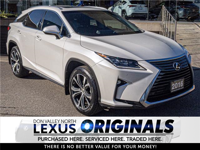 2016 Lexus RX 350  (Stk: 29075A) in Markham - Image 1 of 19
