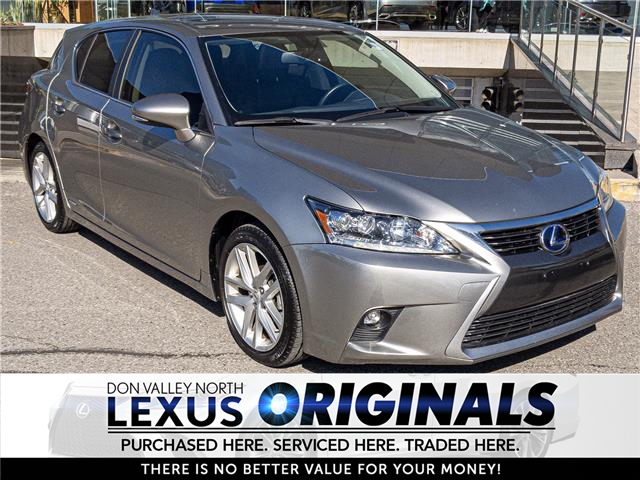 2017 Lexus CT 200h  (Stk: 29011A) in Markham - Image 1 of 24