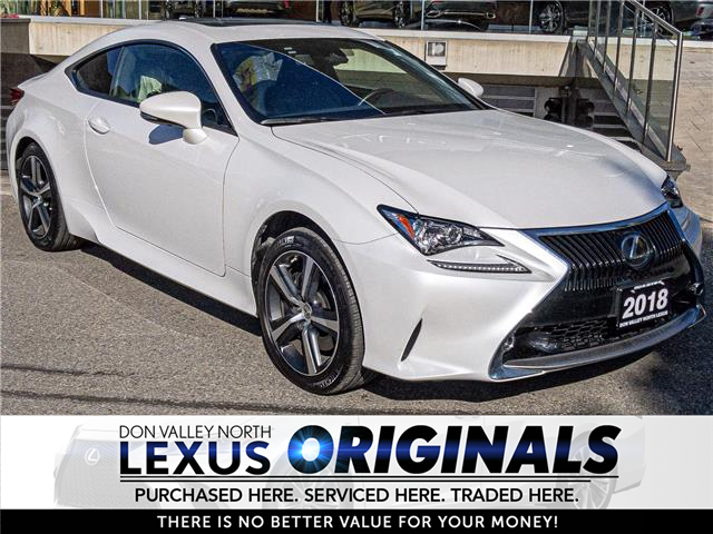 2018 Lexus RC 300  (Stk: 29146A) in Markham - Image 1 of 20