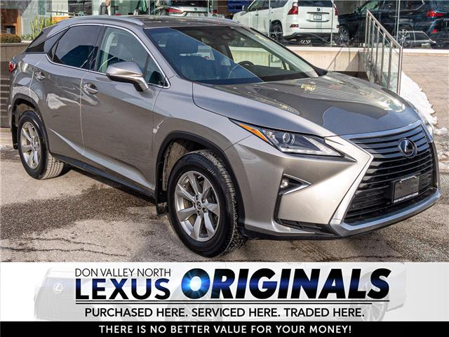 2018 Lexus RX 350  (Stk: 29893A) in Markham - Image 1 of 24