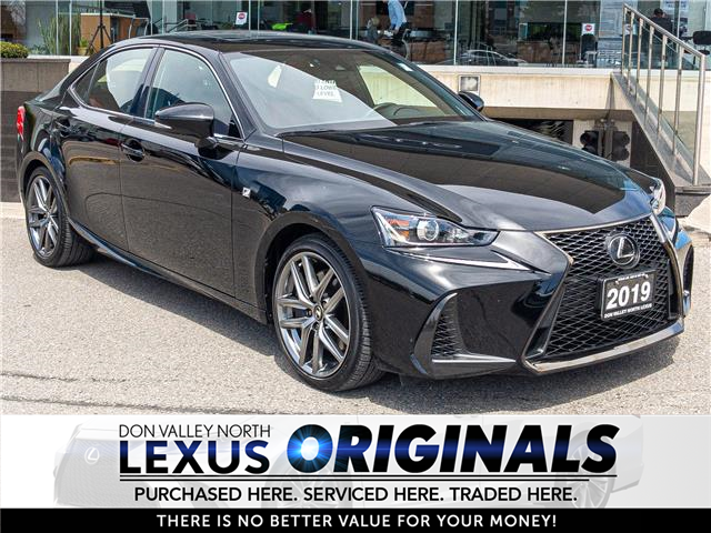 2019 Lexus IS 300  (Stk: 30350A) in Markham - Image 1 of 24