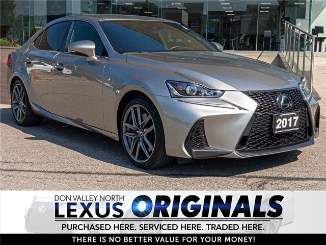 2017 Lexus IS 300  (Stk: 30792A) in Markham - Image 1 of 26
