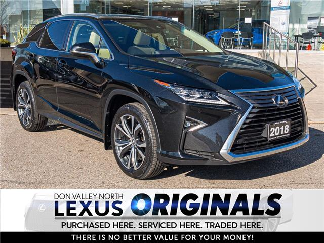 2018 Lexus RX 350  (Stk: 31829A) in Markham - Image 1 of 26