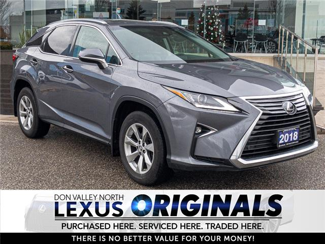 2018 Lexus RX 350  (Stk: 32250A) in Markham - Image 1 of 24