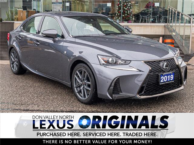 2019 Lexus IS 300 Base (Stk: 32318A) in Markham - Image 1 of 22