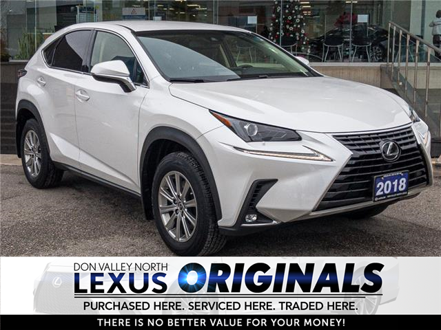 2018 Lexus NX 300 Base (Stk: 32255A) in Markham - Image 1 of 24