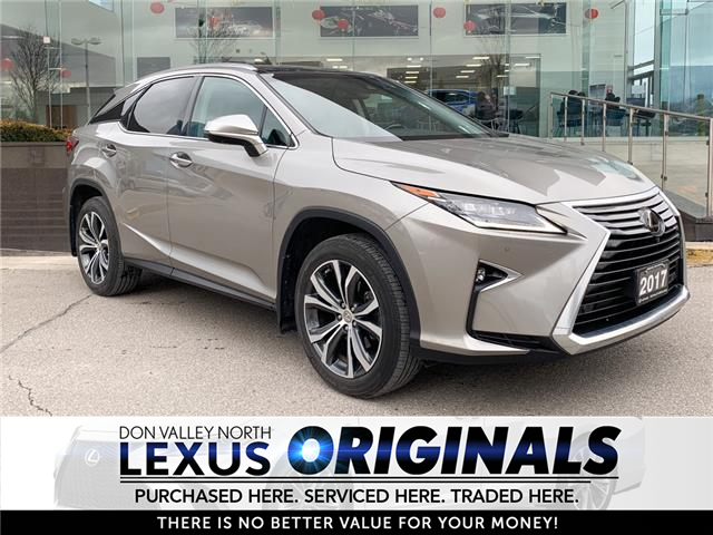 2017 Lexus RX 350 Base (Stk: 32322A) in Markham - Image 1 of 23