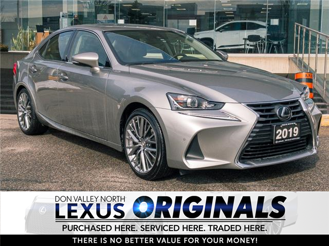 2019 Lexus IS 300  (Stk: 32687A) in Markham - Image 1 of 25