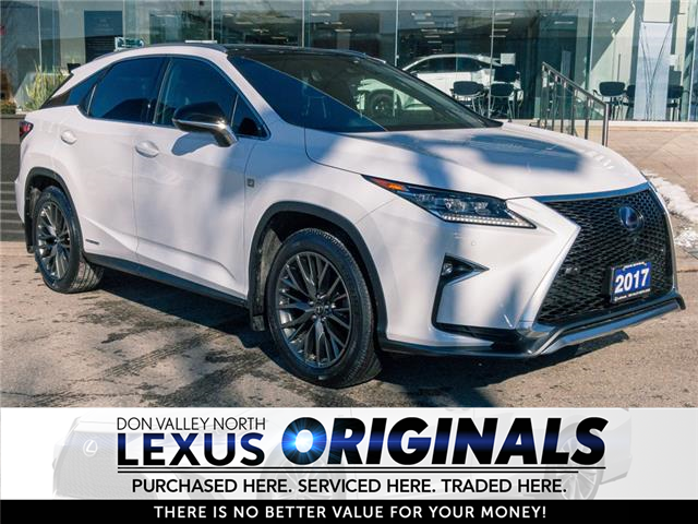 2017 Lexus RX 450h  (Stk: 32698A) in Markham - Image 1 of 25