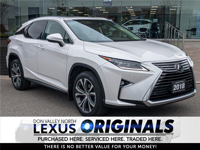 2018 Lexus RX 350  (Stk: 32939A) in Markham - Image 1 of 26