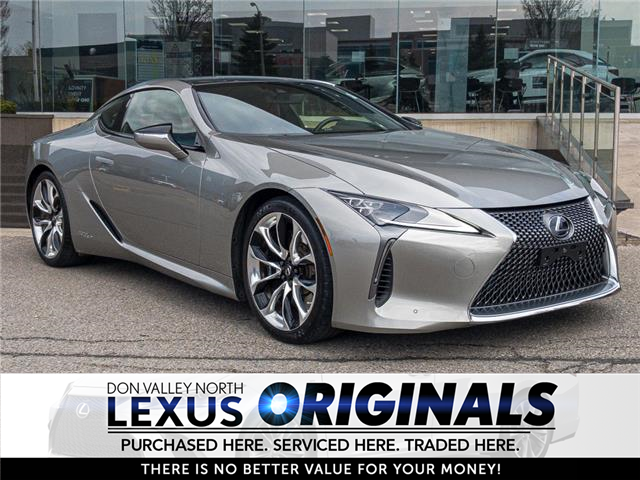 2018 Lexus LC 500h  (Stk: 33081A) in Markham - Image 1 of 24