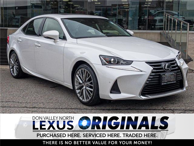 2019 Lexus IS 300 Base (Stk: 33221A) in Markham - Image 1 of 21