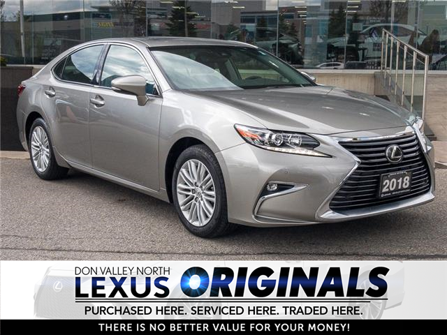 2018 Lexus ES 350 Base (Stk: 33369A) in Markham - Image 1 of 25