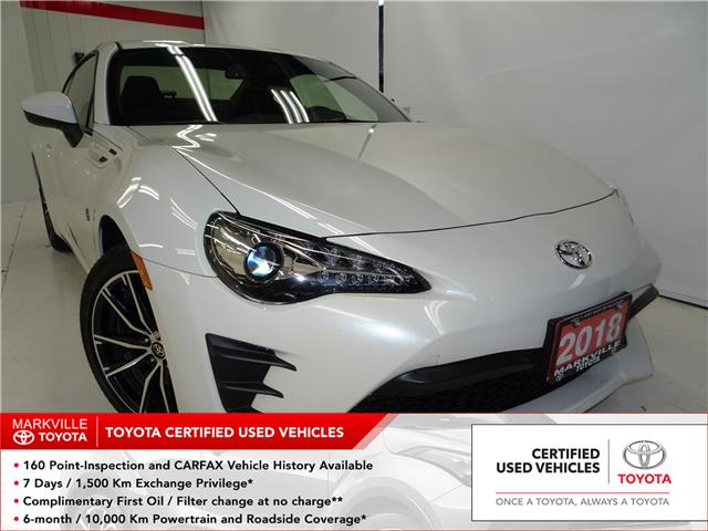 2018 Toyota 86 Base (Stk: 36397U) in Markham - Image 1 of 19