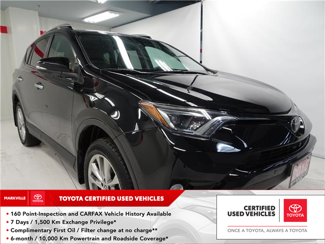 2016 Toyota RAV4 Limited (Stk: 36911U) in Markham - Image 1 of 27
