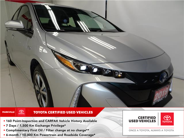 2019 Toyota Prius Prime Base (Stk: 36971U) in Markham - Image 1 of 23