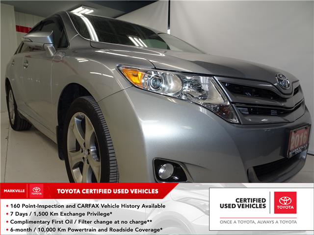 2016 Toyota Venza Base V6 (Stk: 37085U) in Markham - Image 1 of 21