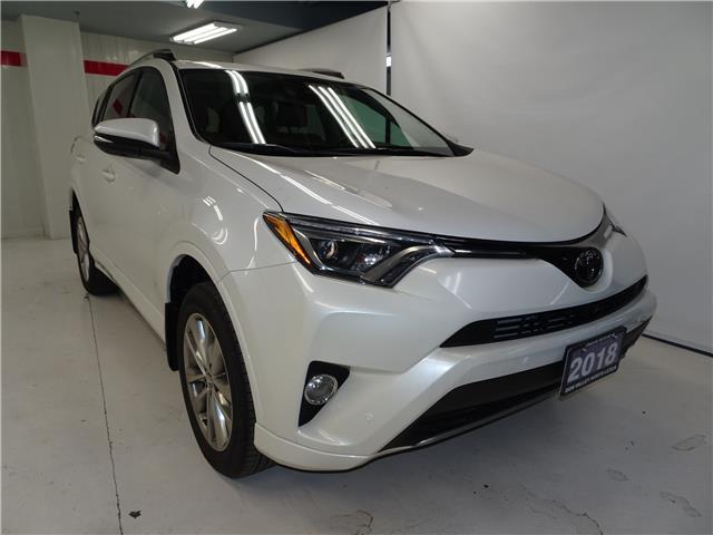2018 Toyota RAV4 Limited (Stk: 37229U) in Markham - Image 1 of 25