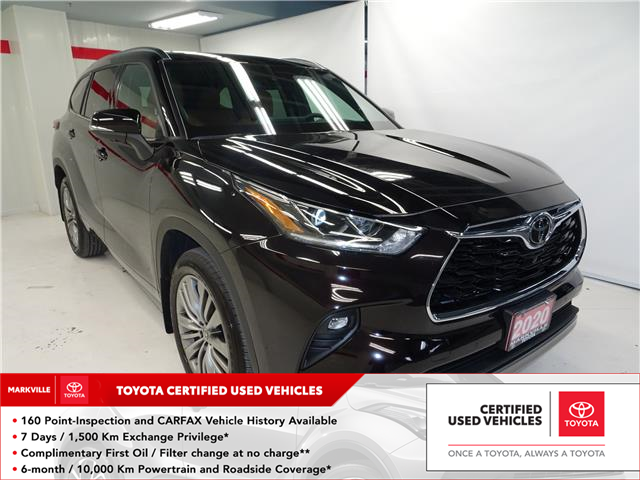 2020 Toyota Highlander Limited (Stk: 37273U) in Markham - Image 1 of 30