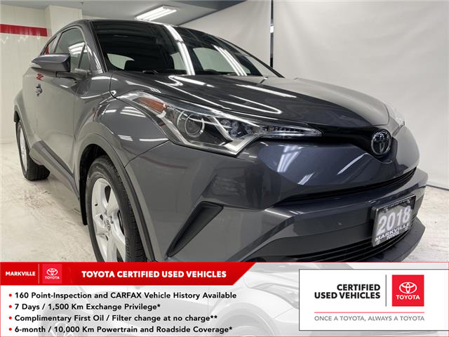 2018 Toyota C-HR XLE (Stk: 38219U) in Markham - Image 1 of 22