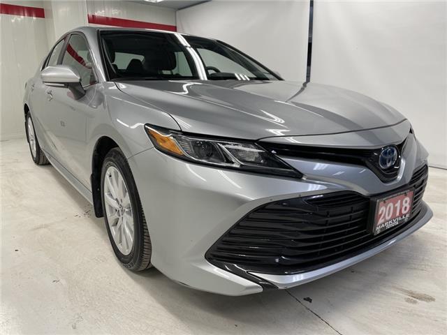 2018 Toyota Camry Hybrid LE (Stk: 38210U) in Markham - Image 1 of 23