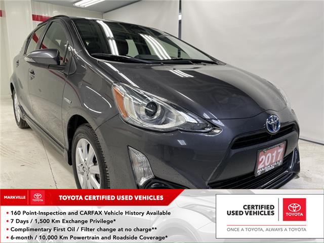 2017 Toyota Prius C Base (Stk: 38268U) in Markham - Image 1 of 22
