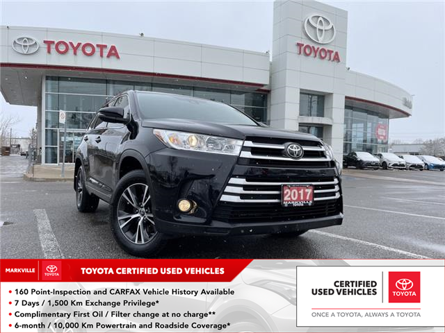 2017 Toyota Highlander LE (Stk: 38438U) in Markham - Image 1 of 30