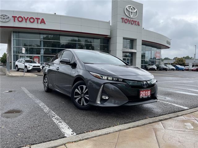 2018 Toyota Prius Prime Upgrade (Stk: 38700U) in Markham - Image 1 of 27