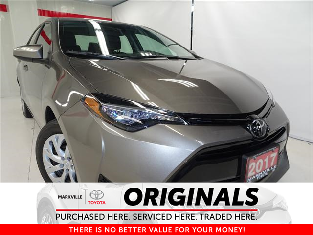 2017 Toyota Corolla LE (Stk: 36226U) in Markham - Image 1 of 22