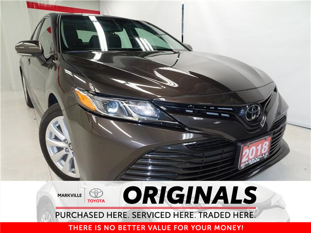2018 Toyota Camry LE (Stk: 36314U) in Markham - Image 1 of 9