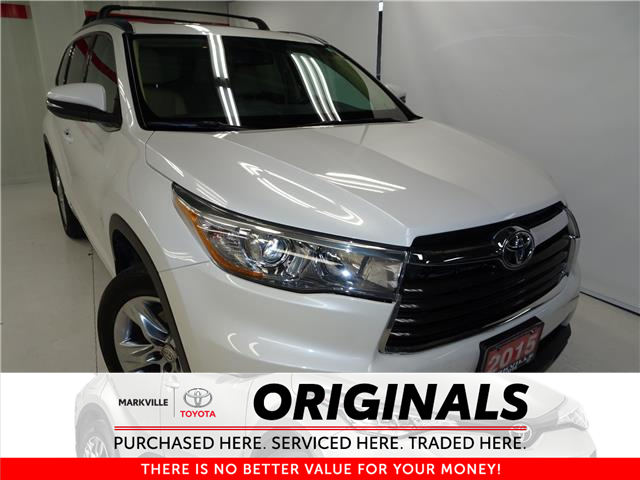 2015 Toyota Highlander Limited (Stk: 36410U) in Markham - Image 1 of 9