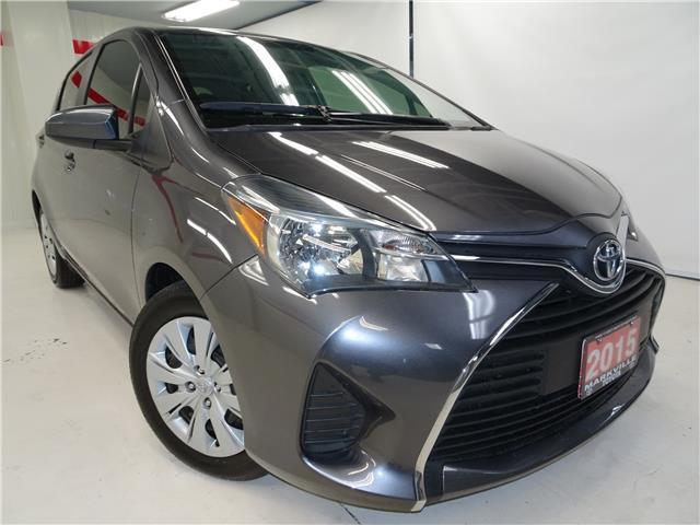 2015 Toyota Yaris LE (Stk: 36675U) in Markham - Image 1 of 9