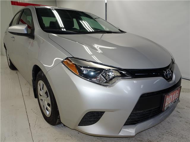 2016 Toyota Corolla CE (Stk: 36903U) in Markham - Image 1 of 21