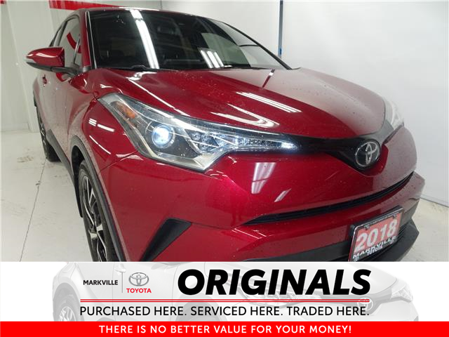 2018 Toyota C-HR XLE (Stk: 36997U) in Markham - Image 1 of 22
