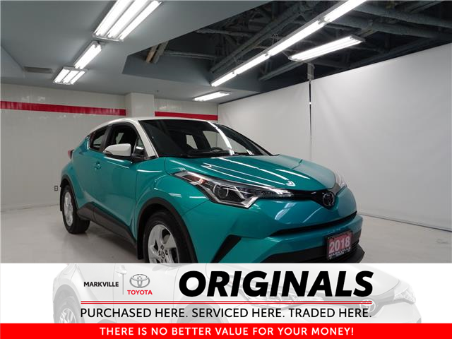 2018 Toyota C-HR XLE (Stk: 37161U) in Markham - Image 1 of 19