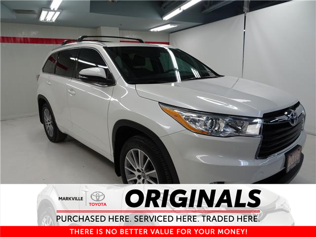 2016 Toyota Highlander XLE (Stk: 37175U) in Markham - Image 1 of 19