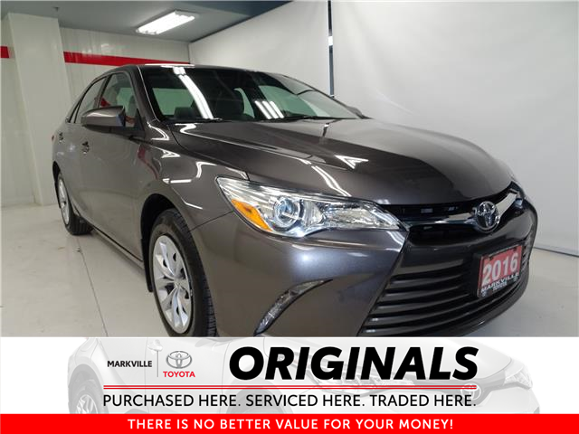 2016 Toyota Camry LE (Stk: 37192U) in Markham - Image 1 of 20