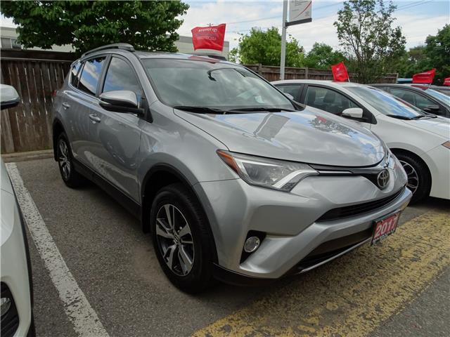 2017 Toyota RAV4 XLE (Stk: 37347U) in Markham - Image 1 of 1