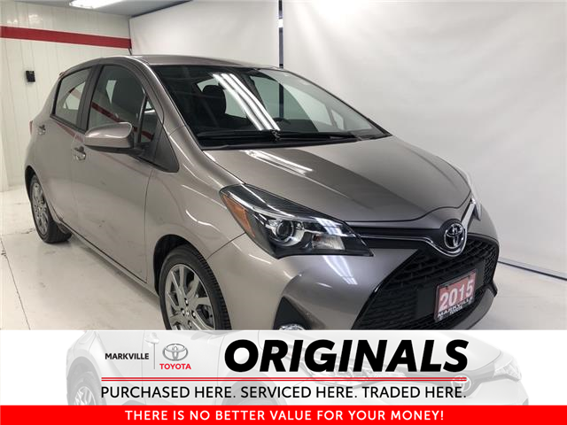 2015 Toyota Yaris SE (Stk: 37535U) in Markham - Image 1 of 17