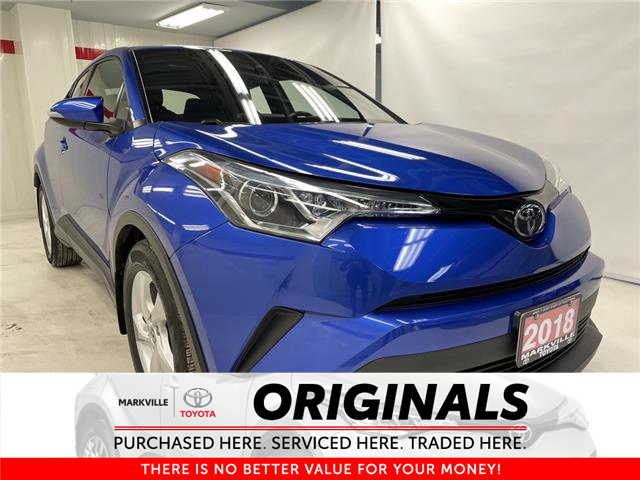2018 Toyota C-HR XLE (Stk: 38105U) in Markham - Image 1 of 21