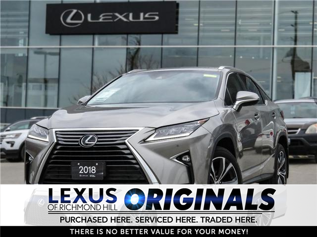 2018 Lexus RX 350 Base (Stk: 11977G) in Richmond Hill - Image 1 of 17