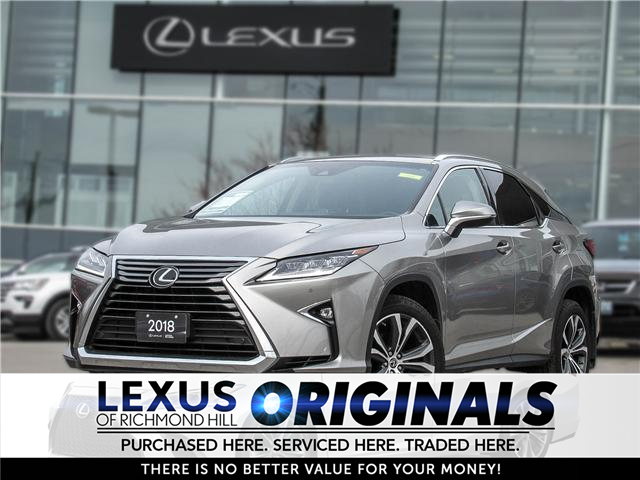 2018 Lexus RX 350 Base (Stk: 11986G) in Richmond Hill - Image 1 of 17