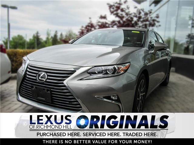 2017 Lexus ES 350 Base (Stk: 12141G) in Richmond Hill - Image 1 of 13