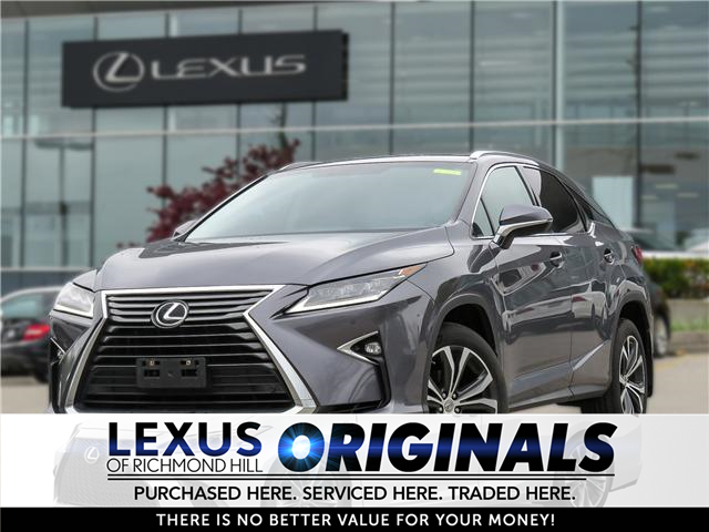 2016 Lexus RX 350 Base (Stk: 12147G) in Richmond Hill - Image 1 of 18