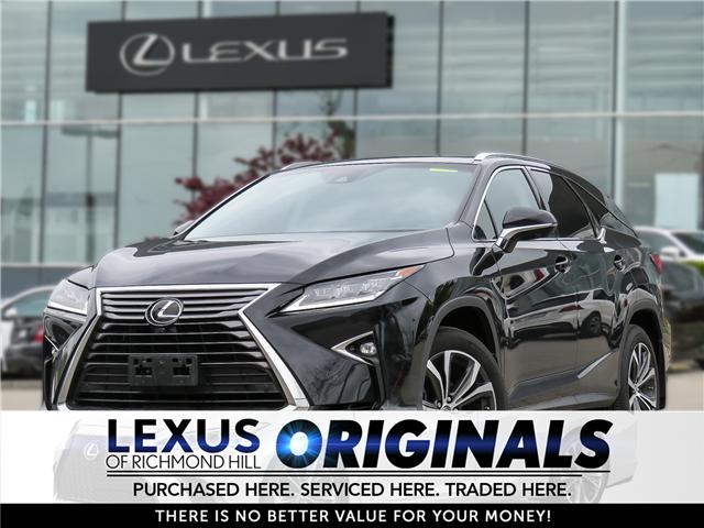 2018 Lexus RX 350L Luxury (Stk: 12116G) in Richmond Hill - Image 1 of 19