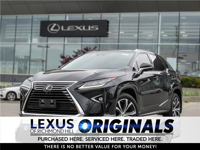2016 Lexus RX 350 Base (Stk: 12176G) in Richmond Hill - Image 1 of 19