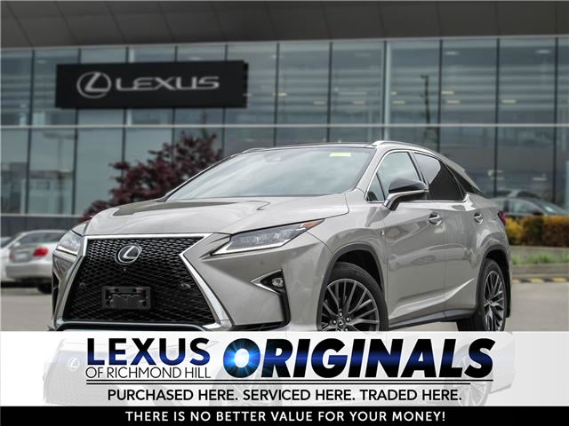2017 Lexus RX 350 Base (Stk: 12173G) in Richmond Hill - Image 1 of 19